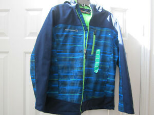 "Spring Jacket, Boys size 14/16(XL) 'Free Country""BNWT"