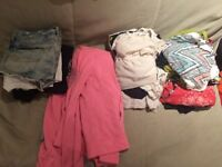FOR SALE!! A variety of clothing.