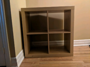 Shelving Cubby unit from ikea