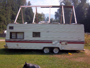 FOR SALE 27 Ft. Terry travel trailer by Fleetwood