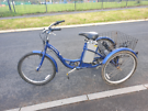 Electric tricycle , good condition