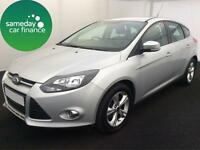 £175.92 PER MONTH FORD FOCUS 1.6 TI-VCT 105 ZETEC HATCHBACK 5 DOOR PETROL MANUAL