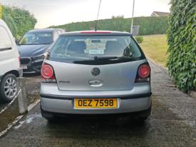 Volkswagen polo 2007