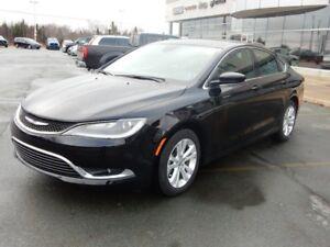 2016 Chrysler 200 DEMO SALE!!! LIMITED