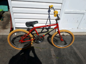 Vintage Norco bmx bike desert rat pro bar