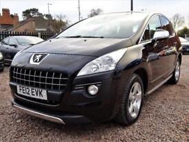 2012 Peugeot 3008 1.6 HDi FAP Allure SUV 5dr