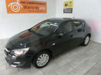 2013,Vauxhall/Astra 1.3CDTi 95bhp eco***BUY FOR ONLY £33 PER WEEK***