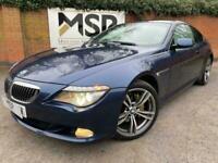 2008 BMW 6 Series 4.8 650i V8 Sport 2dr