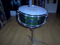 Pearl snare with stand reduce price