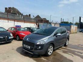 image for 2011 Peugeot 3008 1.6 EXCLUSIVE 5d 120 BHP Hatchback Petrol Manual
