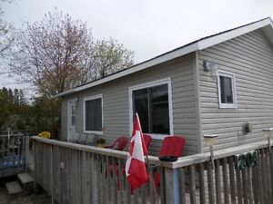 Sauble Beach, Beachside Cottages, Water View