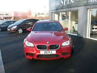 BMW M5 4.4 ( 560bhp ) M DCT 2014MY M5