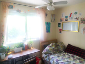 Bright Bedroom for Rent in 2-Bedroom Apartment!
