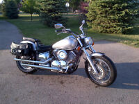 Vstar 1100 only 15000 kms PRICE REDUCED!!