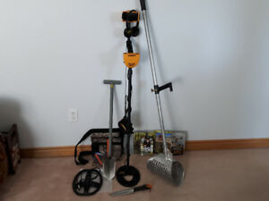 Metal Detecting Equipment