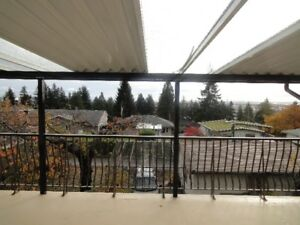 3br house for rent south slope burnaby with view