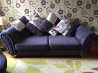 Sofa set - nearly new