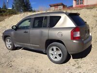 2007 Jeep Compass 4x4. Reduced