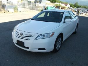 2007 Toyota Camry 4 Cyl Auto House Finance Available