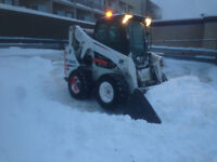 Snow Removal - Parking Lot Sanding