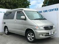 2000 X Mazda Bongo 2.0 Automatic Campervan 2017 Imported for sale in AYRSHIRE