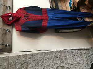 Costume Halloween spider man large