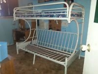reduced/bunk bed
