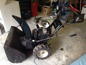 9 hp Craftsman 2 Snowblower Kawartha Lakes Peterborough Area image 2