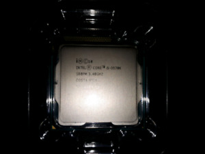 Intel Core i5 3570K Unlocked Processor EXCELLENT CONDITION