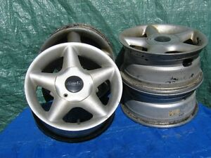 Superior Aluminum  Rims 14 in. $ 150. or trade reduced to $120..