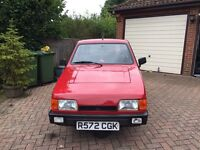 Robin Reliant, 26,000 miles, 1 previous owner