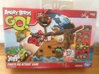 Angry birds go jenga *new*