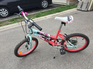 "18"" Girls SuperCycle Fly Girl Bike"
