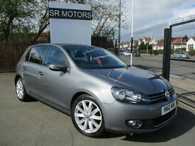2012 Volks Golf 2.0TDI ( 140ps ) GT(FULL LEATHER,GOOD HISTORY)