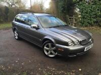 Jaguar X-TYPE 2.2D Sovereign ESTATE