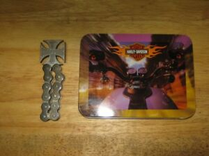 harley-davidson playing cards+west coast choppers bot.opener.