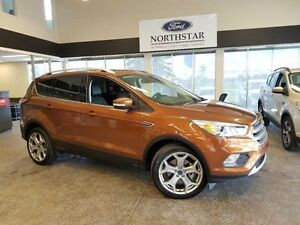 2017 Ford Escape Titanium  - $214.98 B/W
