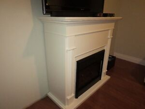 Mantel for Electric Fireplace