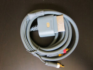 HD AV Cable for Xbox 360