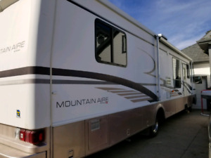 1998 newmar mountainaire motorhome diesel pusher