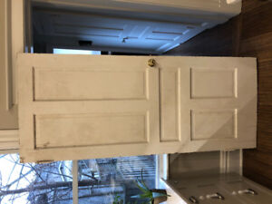 Antique Doors (Glass / Solid Wood)