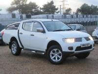 Mitsubishi L200 2.5DI-D CR ( EU V ) 4WD Double Cab Pickup 4Work
