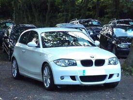 2007 BMW 1 Series 2.0 120i M Sport 3dr