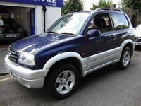 SUZUKI GRAND VITARA 1.6 16V SE AUTOMATIC ** 2004 ** 4X4 FOUR WHEEL DRIVE 3 DOOR