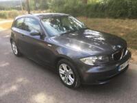 BMW 120 2.0TD SE 6 SPEED GEARBOX