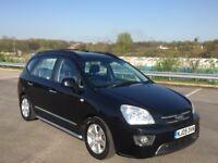 Kia Carens 2.0 CRDi LS 7 Seat (black) 2009