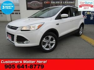 2014 Ford Escape SE  4X4 NAV LEATHER ROOF CAMERA HEATED SEATS PO
