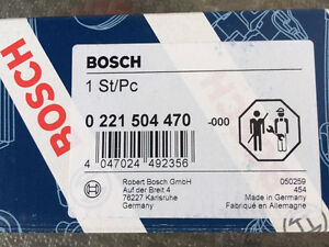 BMW Ignition Coil - BOSCH - 0221504470 / BMW - 12137594937