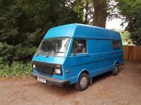 1996 Volkswagen LT 35 E DIESEL campervan MOT 7/2018