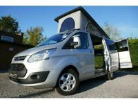 Auto Campers Day Van Eco-Line pop top Camper Ford Transit Custom 290 Limited